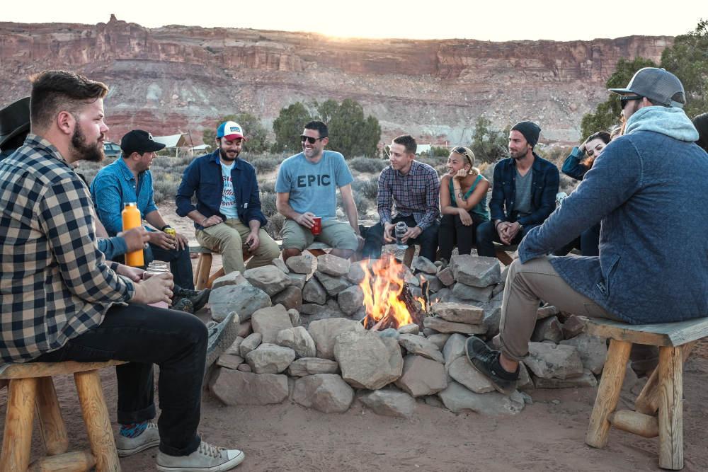 Campfire workshops